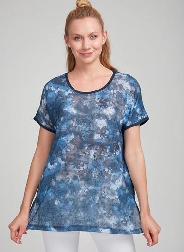 WHIP Design Bluz Lacivert